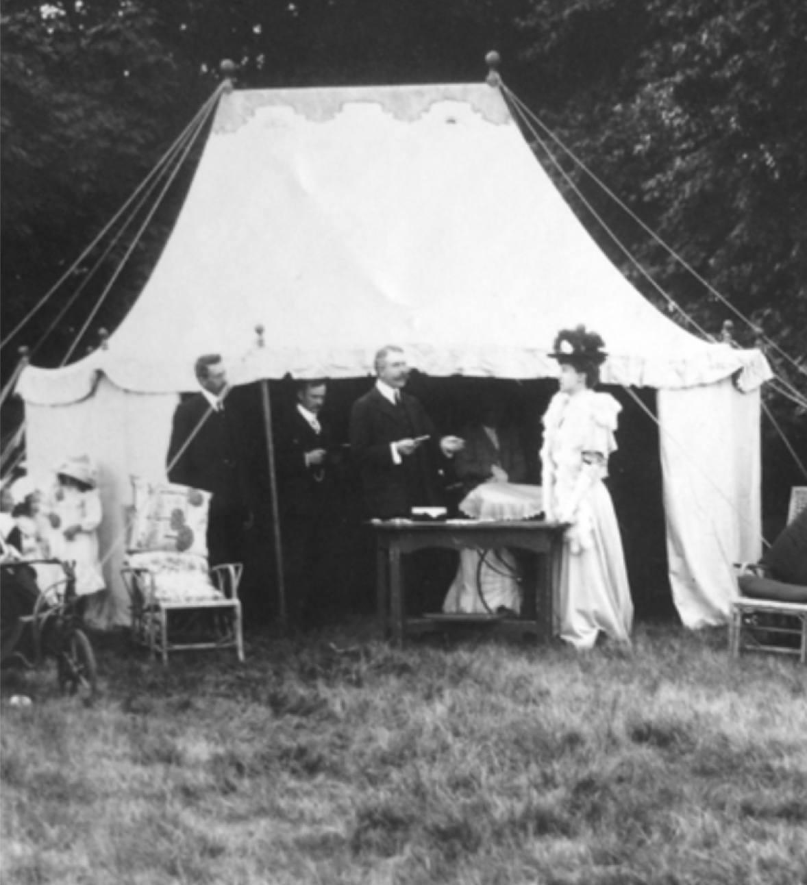 History of luxury wedding venue, Pylewell Park.