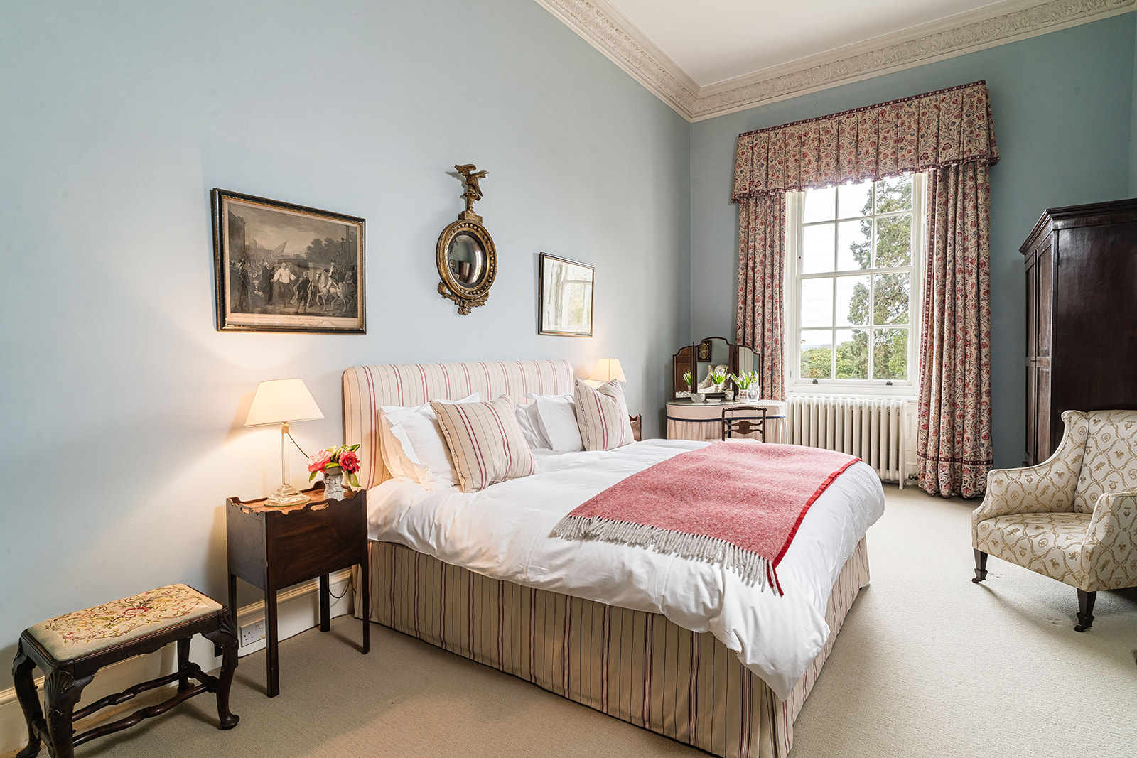 The Jonny room offers luxury accommodation in Hampshire.